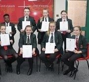 Over 100 Students Awarded Bronze Arts Award