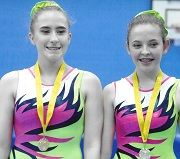 Gold Medal Gymnasts through to Nationals