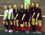 Girls Futsal Team makes it to District Finals